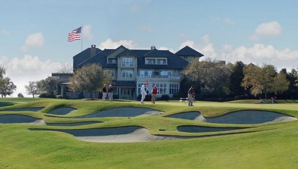 The Lodge Golf Club, Sea Island, Georgia