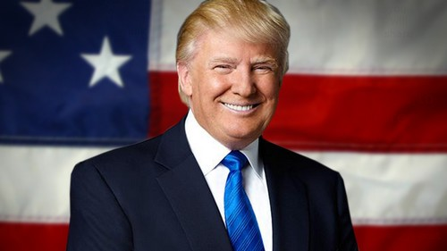 Trump, The president of United States
