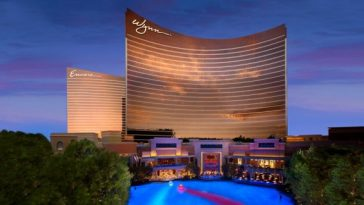 Wynn and Encore, Las Vegas, Nevada