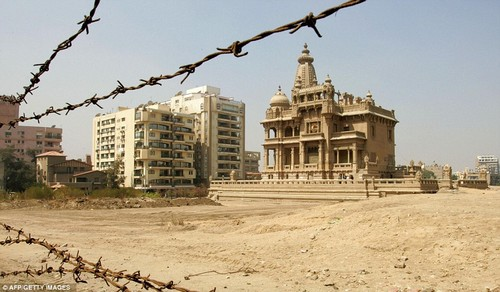 Дворец Барона Эмпена - Египет