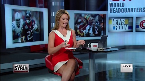 Brooke Baldwin CNN Hot