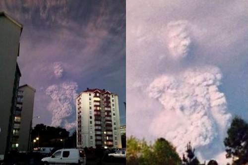 Chilean 'Godly' Volcano