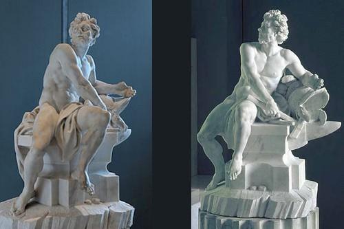 Crazy gods and deities