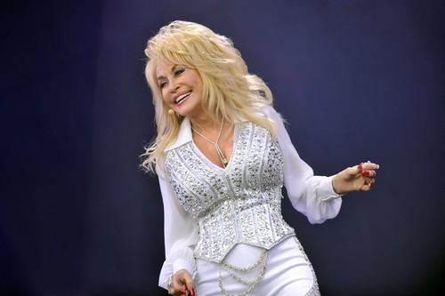 Dolly Parton Richest Singers