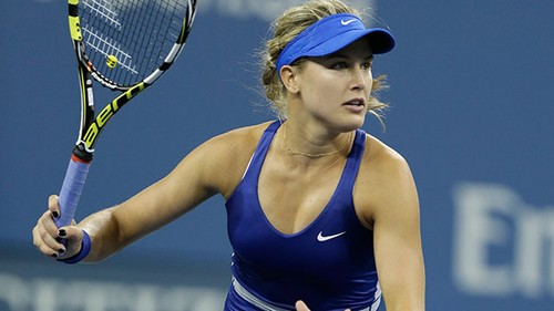 Eugenie Bouchard Top 10 Canadian Athletes