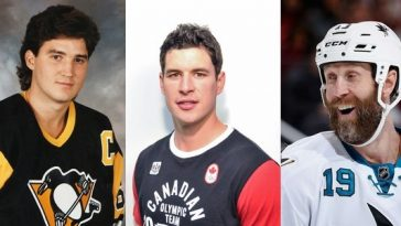 First Overall NHL Draft Picks in History