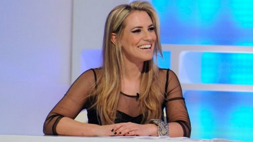 Georgie Thompson-of Sky Sports