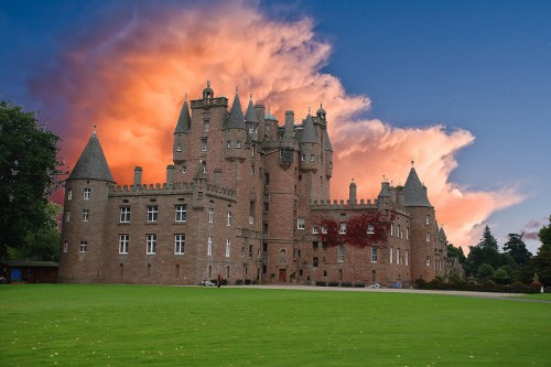 Glamis Castle Ghosts, Angus