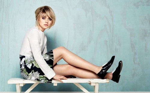 Imogen Poots Sexy Legs HD Wallpapers