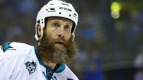 Joe Thornton First Overall NHL Draft Picks
