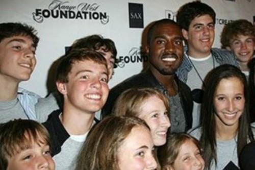 Kanye West Humanitarian Work