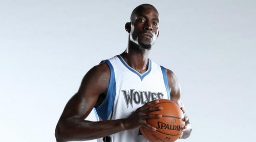 Kevin Garnett Top 10 NBA Players