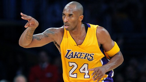 Kobe Bryant Top 10 NBA Players