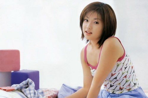 Kyoko Fukada beautiful Japanese women