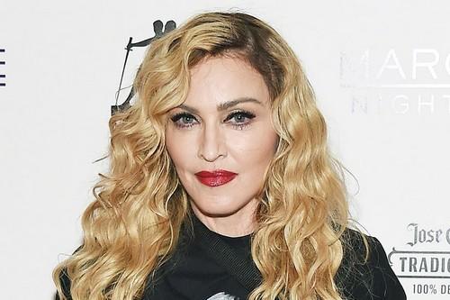 Madonna Richest Singers