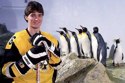 Mario Lemieux First Overall NHL Draft Picks