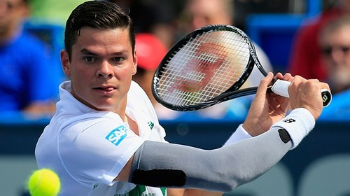 Milos Raonic Top 10 Canadian Athletes