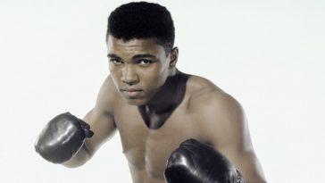 Mohammed Ali died in 2016