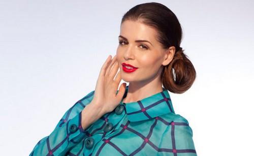 Monica Gabor Most Beautiful Romanian Women