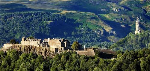 Замок Стирлинг - Шотландия