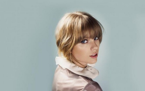Taylor Swift Short Hairstyle