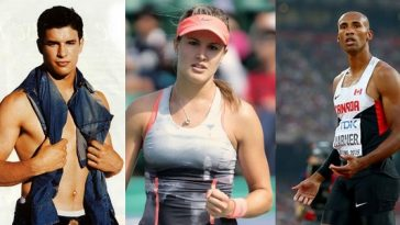Top 10 Canadian Athletes