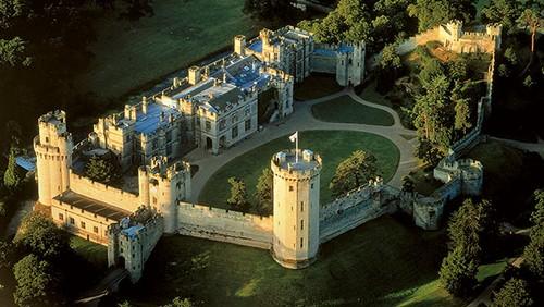 Warwick Castle - Warwickshire, England
