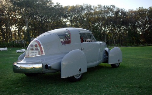 weird looking cars 1948 Tasco