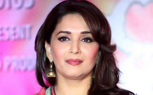 Beauty Queen Madhuri Dixit 2017