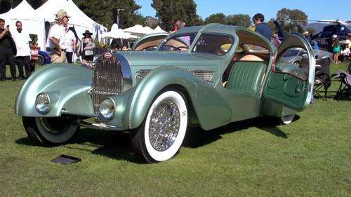 Bugatti Type 57s Aérolithe