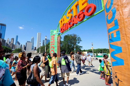 Chicago Vacation Ideas