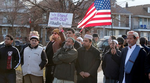 Controversy About Muslims in America