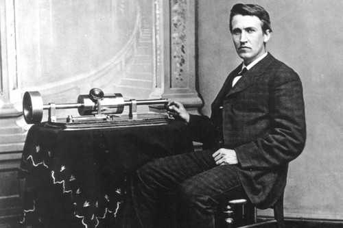Edison Drove the Film Industry to California