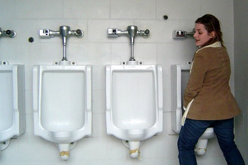 Female Urination Device