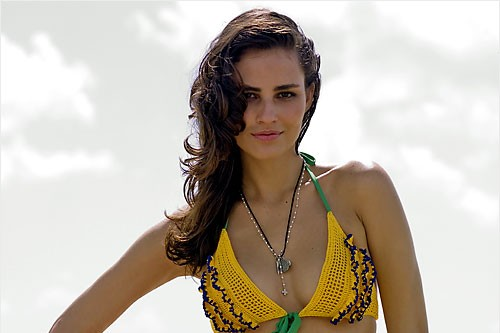 Fernanda Tavares Hottest Brazilian Actresses