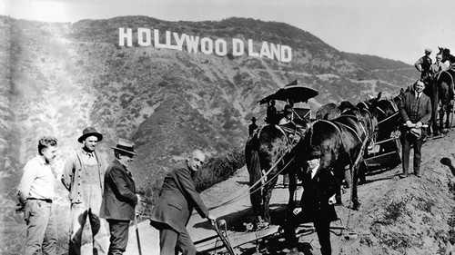 Hollywood Sign Originally Said Hollywoodland