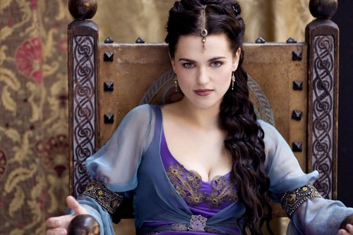 Katie McGrath Beautiful Irish Women