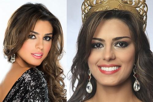 Lucía Aldana Miss World