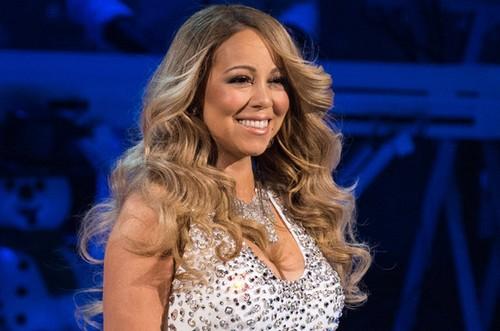 Mariah Carey Hollywood Obese Celebrities