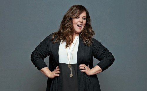 Melissa McCarthy Hollywood Obese Celebrities