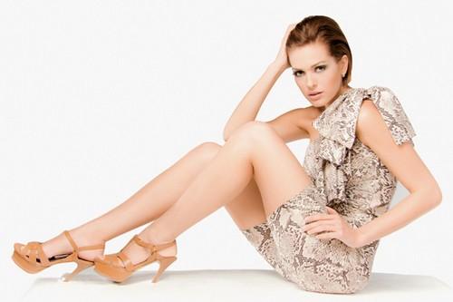 Michelle Rouillard Hot Legs