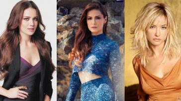 Most Beautiful Turkish Women