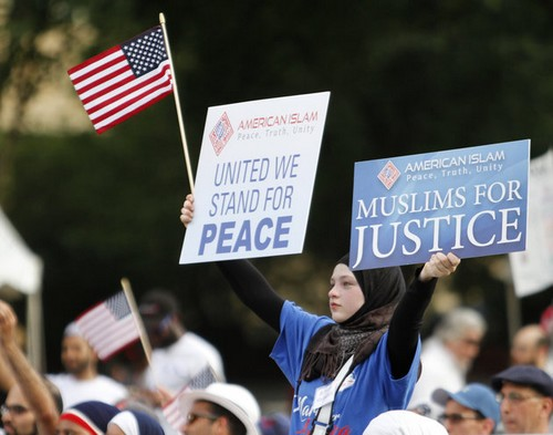 islam in america The council on american-islamic relations will sell otherwise — that islam is a religion of peace and that anyone who professes otherwise is a hater leftist and progressive politicians agree.