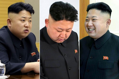 North Korean Haircut