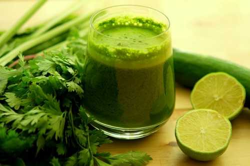 Parsley-Juice