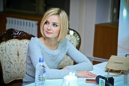 Polina Gagarina Russian Beauty