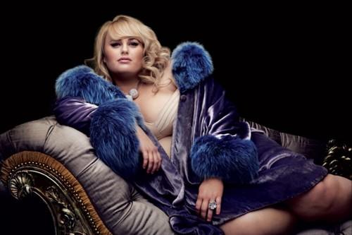 Rebel Wilson Hollywood Obese Celebrities