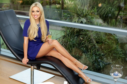 Rosanna Davison Most Beautiful Irish Women