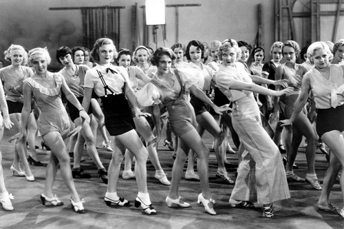The Forgotten Hollywood Sorority