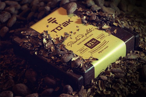 To'ak 50's gram Chocolate Bar